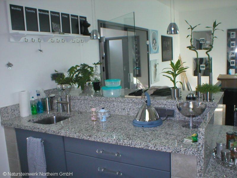 Theke Küche mit tolle stil für ihr haus ideen